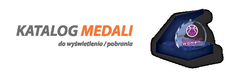 Katalog medali